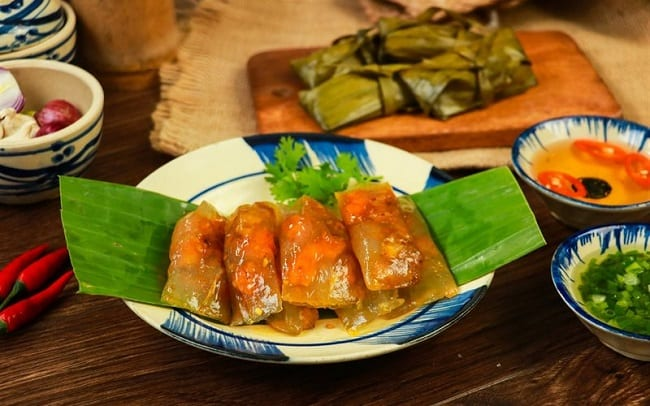 Bánh bột lọc -Hue specialty foods