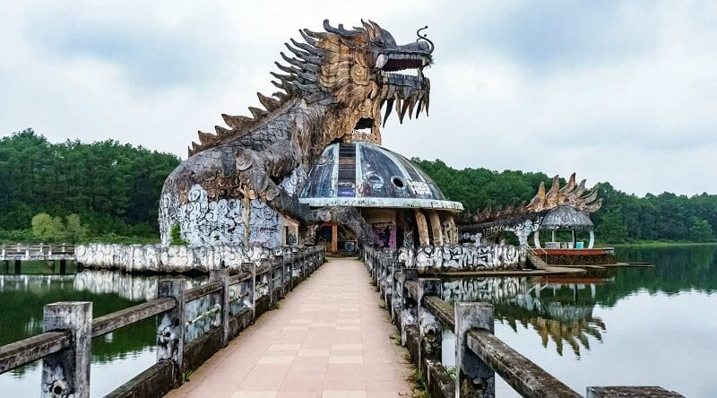 Thuy Tien Water Park - Hue